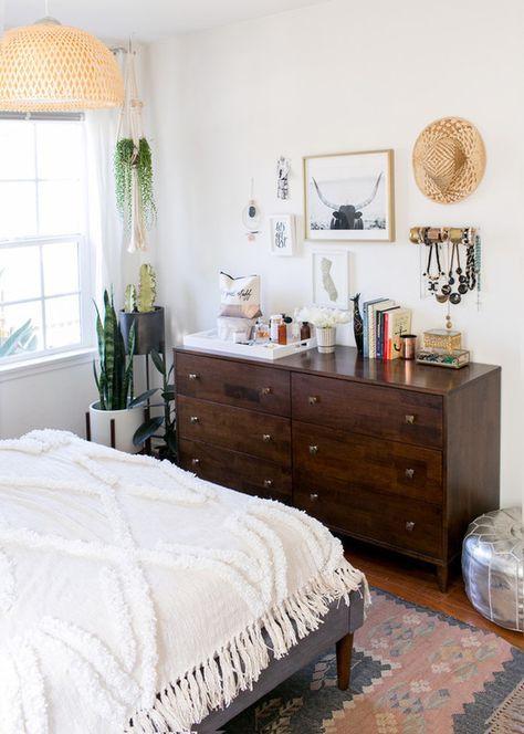 California modern bedroom