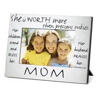 christian picture frame for mom mom prov 31 photo frame mom 2400 mom