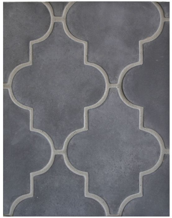 Bb141 Arabesque Pattern 16 Charcoal Gray Available At