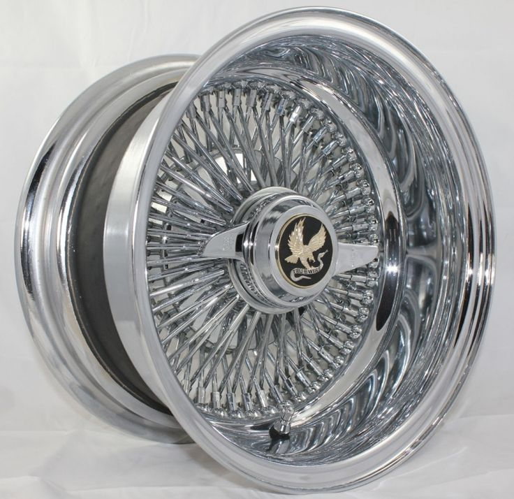100 Spoke Wire Wheels And Tires