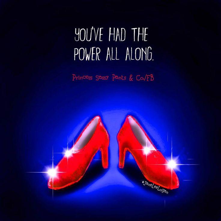 Jane Lee Logan; Princess Sassy Pants; Wizard of Oz