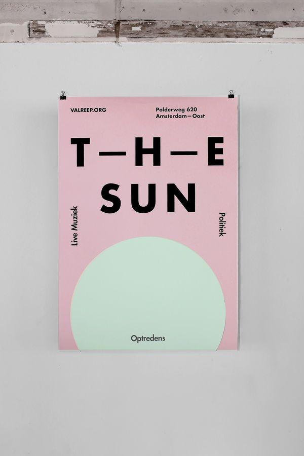 The Sun Rises in the East —Op de Valreep by OK200 , via Behance