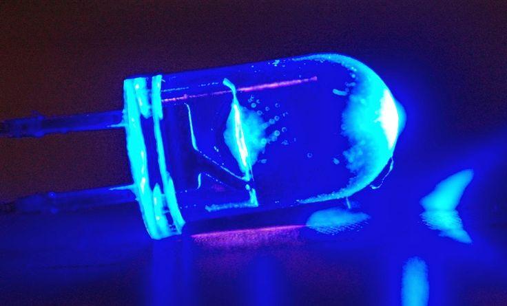 rogeriodemetrio.com: Prêmio Nobel de Física a criadores do LED azul
