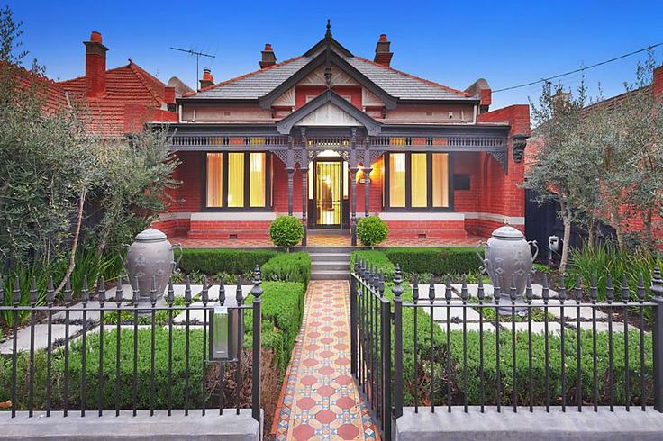 Beautiful home on Middle Park, Victoria, Australia