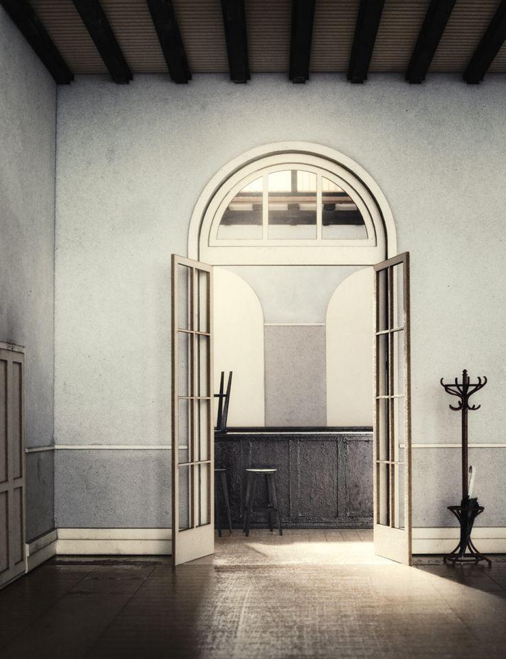 Levin Meraner, Interior and Monument, ETH Zürich, Studio Emerson