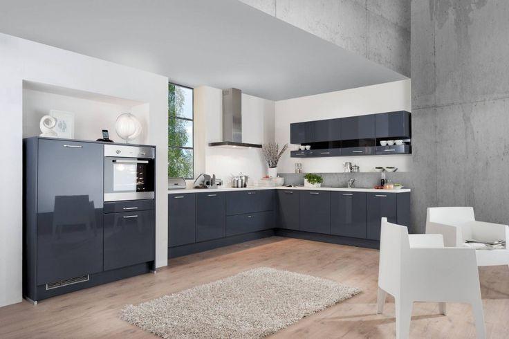 19 best Küche Umbau images on Pinterest Home ideas, Decorating - küchenschrank hochglanz weiß