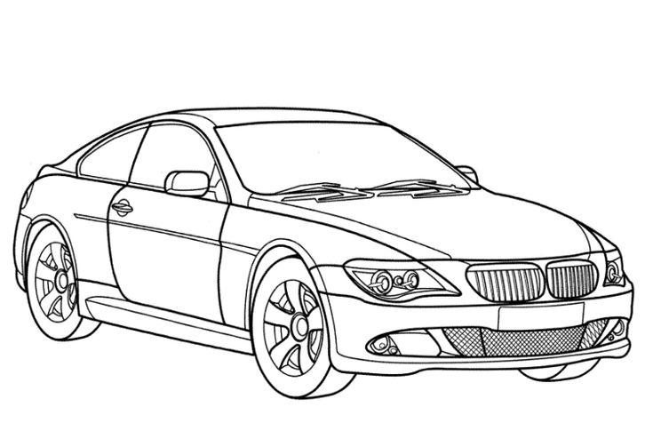 bmw ausmalbild bmwlove kannstduauto motor car auto