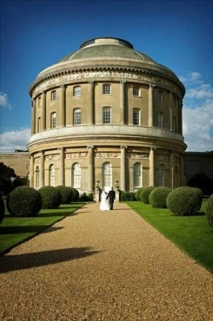 The West Wing at Ickworth, Suffolk