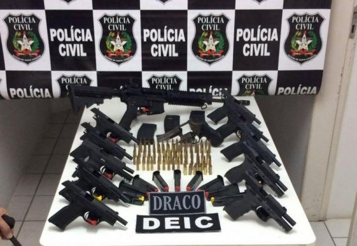 A Polícia Civil, por meio da Divisão de Repressão ao Crime Organizado, da Diretoria Estadual de Investigações Criminais (Draco/Deic), apresentou, nesta quarta-feira, 27, um balanço das ações