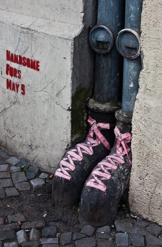 Unknown Artist. City: Berlin-Kreuzberg-Mariannenstraße...