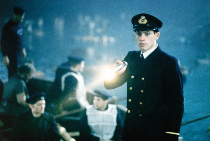 Ioan Gruffudd. Did a great job playing 5th Officer Harold Lowe in the movie Titanic.
