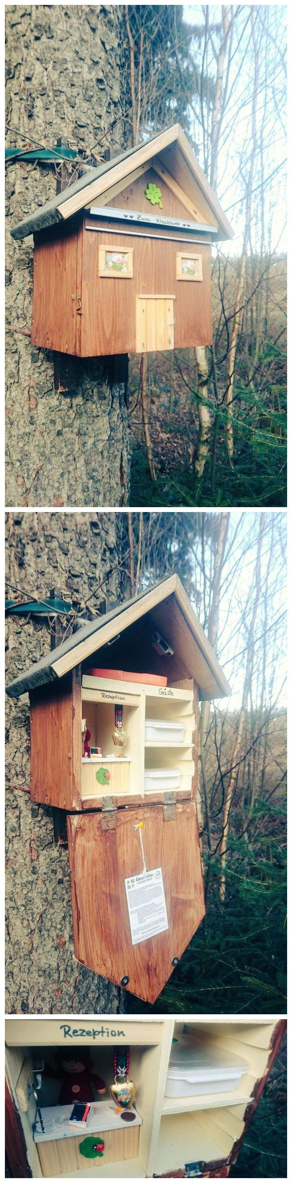 Very nice TB Hotel in Saxony! (Pics by Lila.Wolke on Twitter combined & pinned to Travel Bug Hotel Geocaches - http://www.pinterest.com/islandbuttons/travel-bug-hotel-geocaches/) #IBGCp