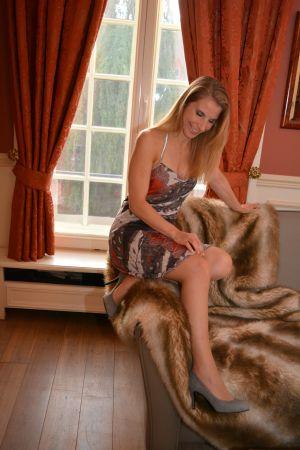 Een eigen ontwerp: de Lieve jurk