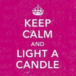 Partylite candles keep me calm... www.partylite.biz/courtneyphut