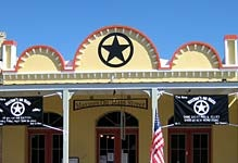 Maxine's on Main Street in historic downtown Bastrop, TX cooks one of the best breakfasts in Texas! Just ask Texas Monthly! #Bastrop #Texas #breakfast #pancakes