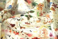 Comment coudre de la soie, techniques et astuces - Blog Annie Coton - How to sew silk?