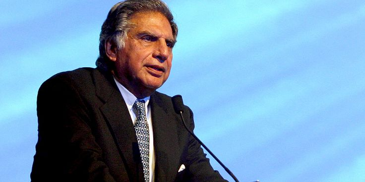 Ratan Tata makes his 1st investment in artificial intelligence - backs