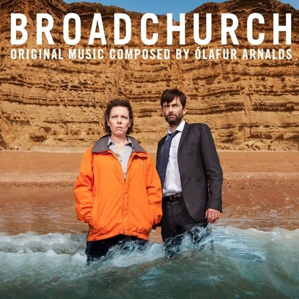 """BROADCHURCH Ólafur Arnalds, 2015, Mercury Records 13 tracks, 52:44 One of Britain's finest television shows is back with its second season. The whodunnit """"Broadchurch"""" was a massi…"""