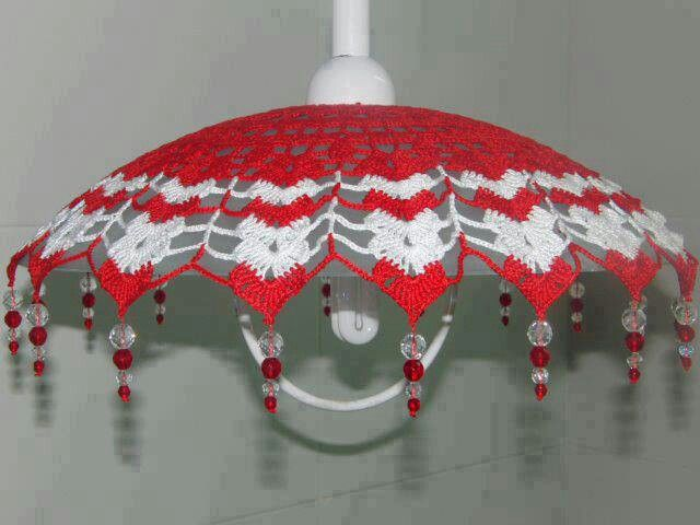 282 best images about crochet lampshades on Pinterest ...