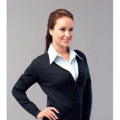 Womens L/S Cardigan Shirt Min 25 - A 50% wool 50% viscose blend cardigan. http://www.promosxchange.com.au/womens-cardigan-shirt/p-9400.html