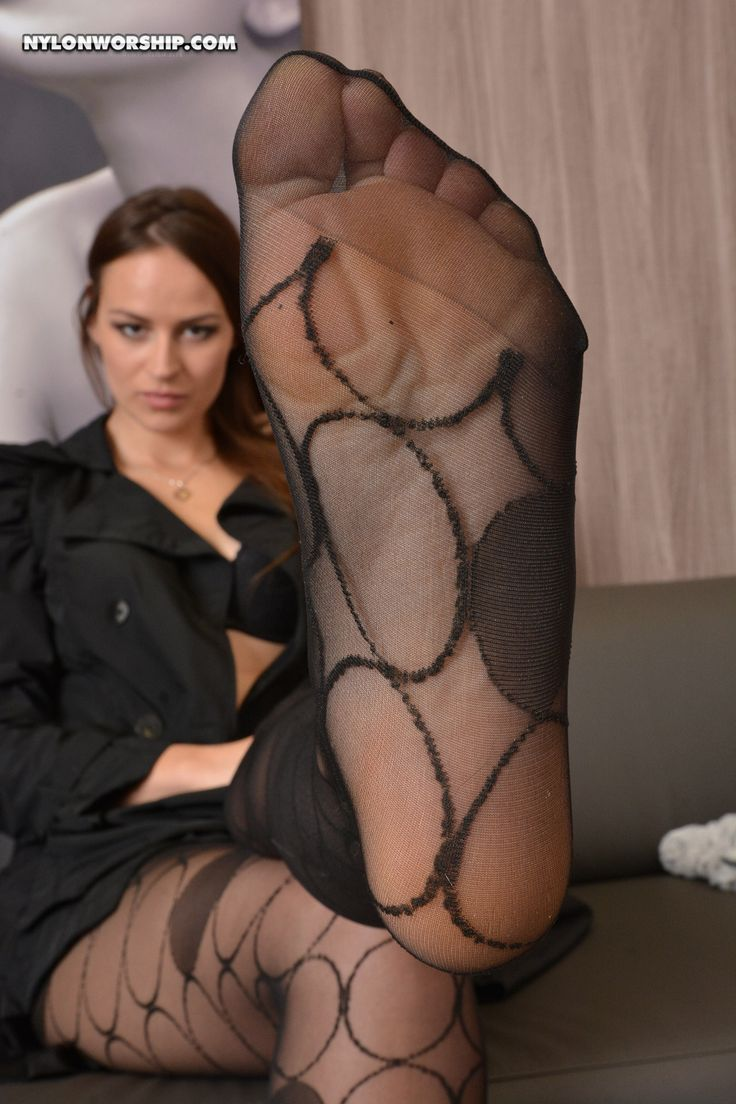 Rajstopki  Dark Feet In 2019  Shoes, Nylon Stockings -6133