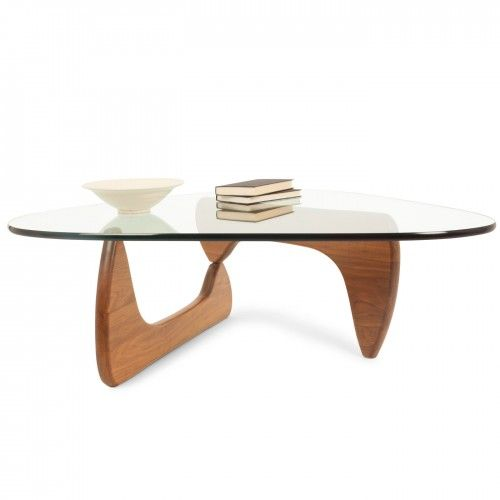Noguchi Coffee Table - by Vitra, available at Heal's
