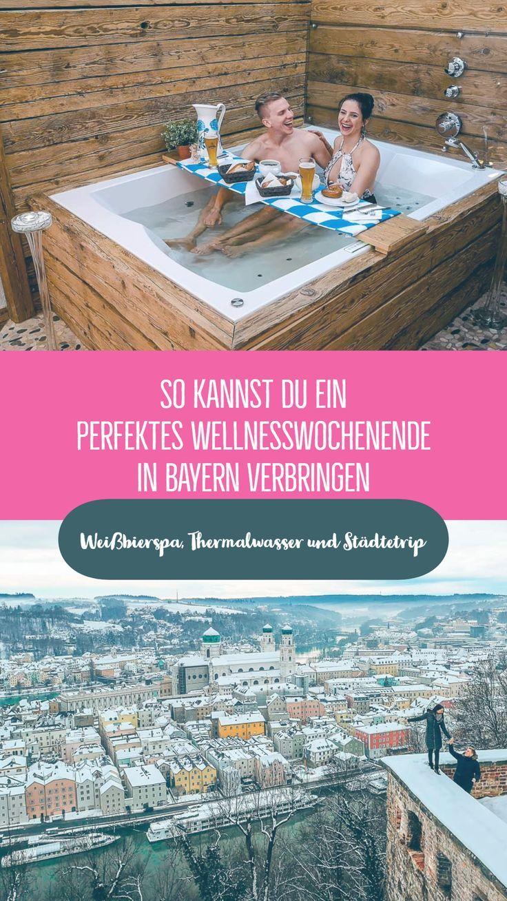 Wellness Wochenende Fur Paare Das Ludwig Bad Griesbach Reiseblog Wellnessurlaub Wellness Wochenende Tagesausflug Bayern