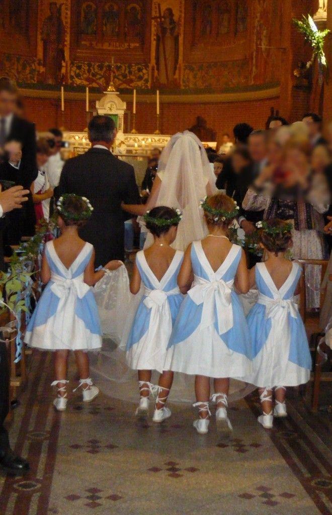 Les 25 meilleures id es de la cat gorie demoiselles d for Robes de demoiselle d honneur mariage marine