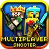 Top iPhone Game #30: Pixel Gun 3D - Block World Pocket Survival Shooter with Skins Maker for minecraft (PC edition) & Multiplayer - Alex Krasnov by Alex Krasnov - 02/07/2014