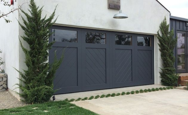 Ziegler Doors Inc - Garage Carriage Doors Orange County - Decorative Garage…