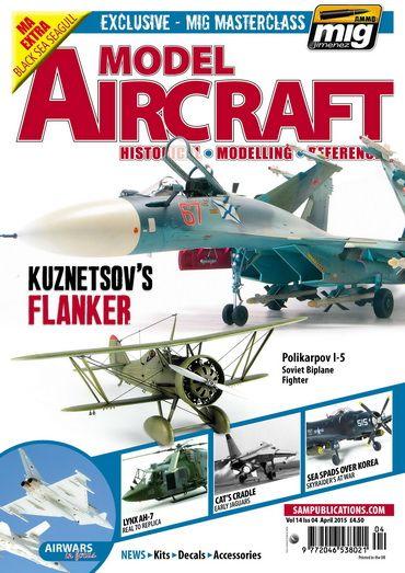 Model Aircraft - April 2015