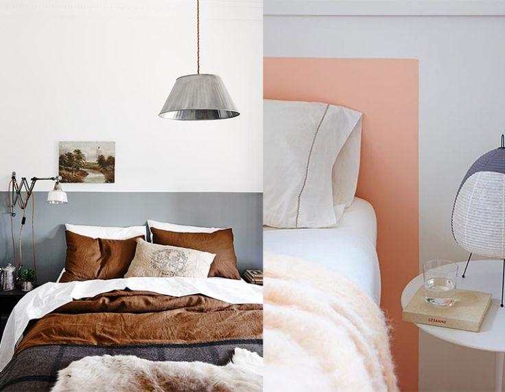 17 beste idee n over hoofdbord bed op pinterest kanten lampenkap shabby chic lampen en - Ontwerp hoofdbord ...