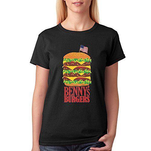 Benny's Burgers from Stranger Things for Women T Shirt (L... https://www.amazon.com/dp/B06XBQNZKW/ref=cm_sw_r_pi_dp_x_poGTybTTZ5ZJN
