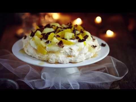 THERMOMIX Magazin Kochschule: Fruchtige Pavlova - YouTube