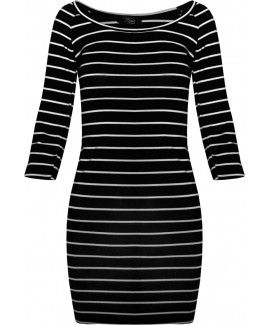 Γυναικείο ριγέ φόρεμα με σκίσιμο.Δες το εδώ--> http://be-casual.gr/gynaika/foremata/forema-rige-skisimo.html