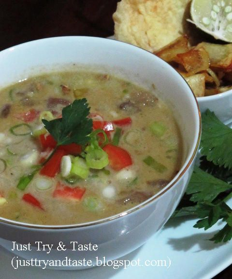Just Try & Taste: Soto Betawi