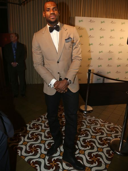 LeBron James NBA All Star weekend! #NBA #Fashion http://www.sportsblog.com