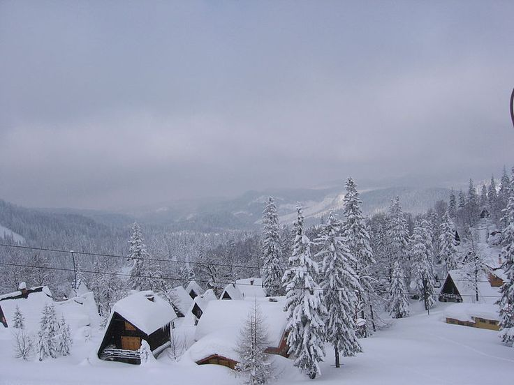 Jahorina mountain