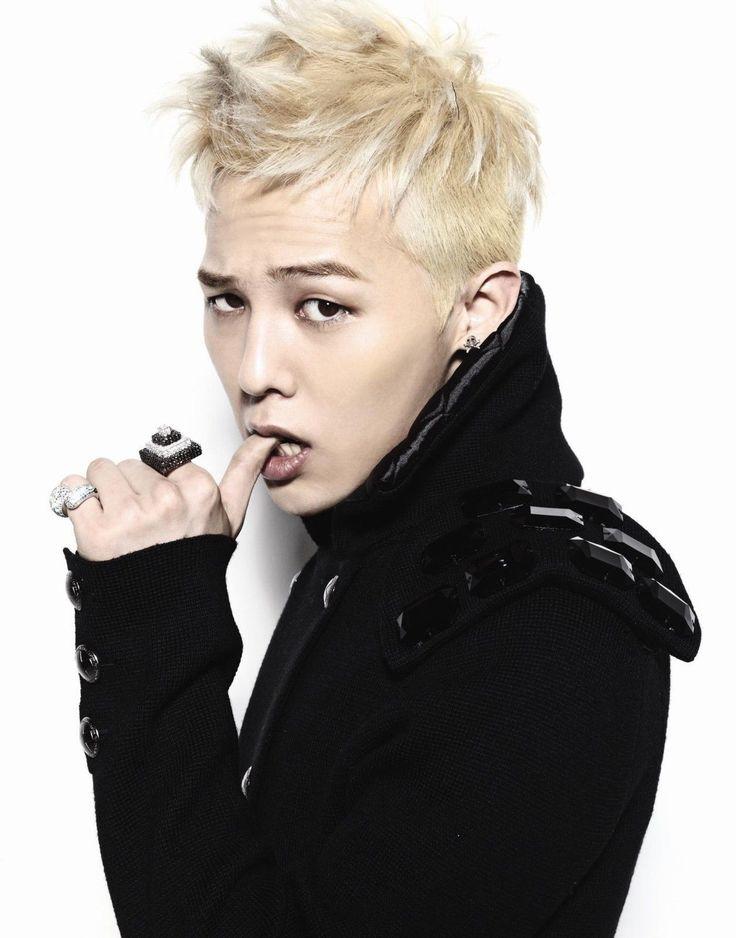 BigBang's G Dragon Silk Poster