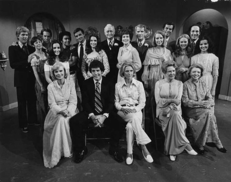 """January 5:   1970: TV soap opera """"All My Children"""" premieres on ABC network."""