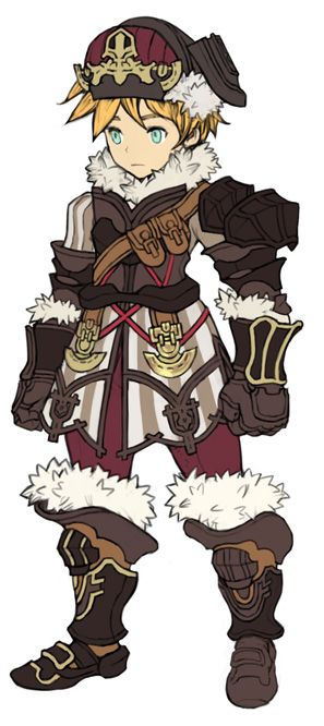 dragon nest warrior outfits concept