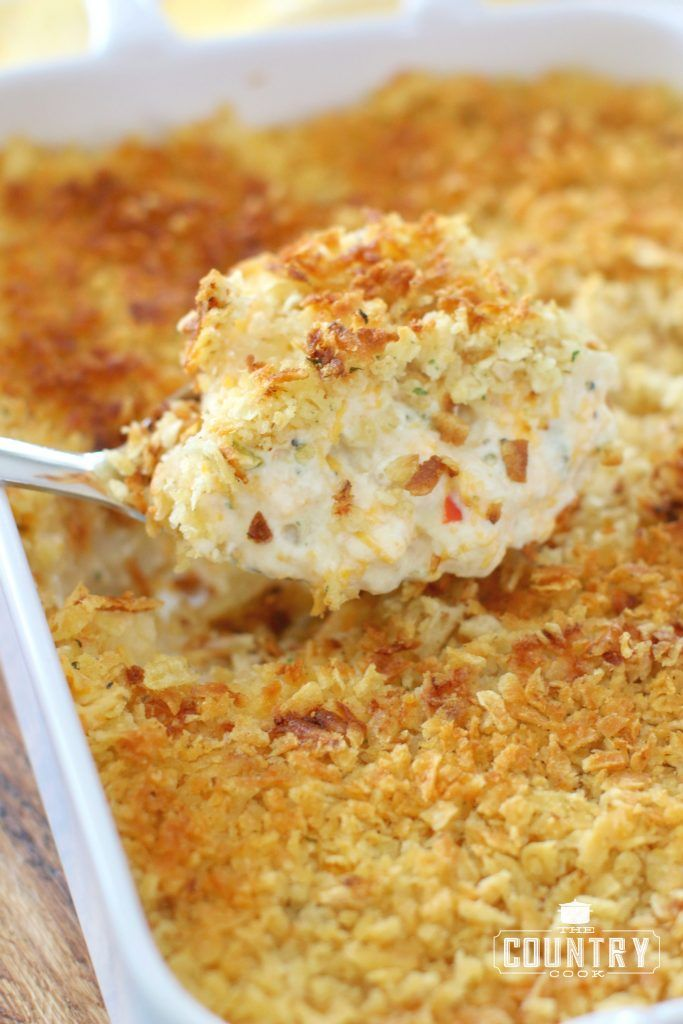 Funeral Potatoes - The Country Cook