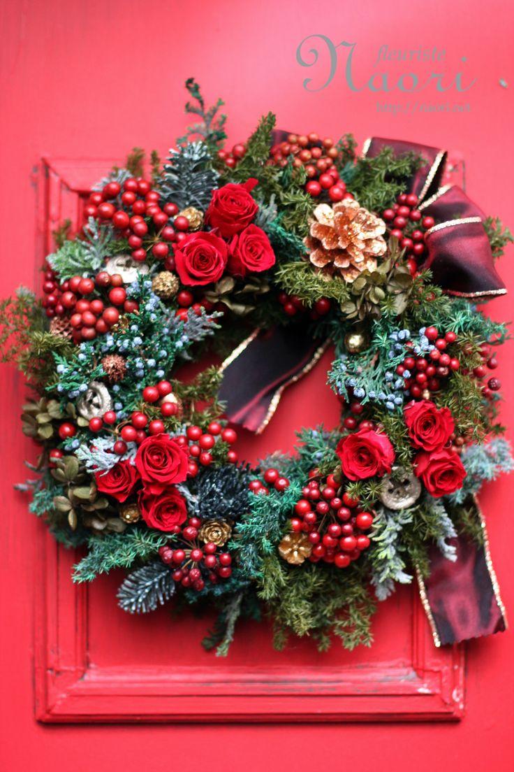 christmas wreath workshop 2018 surrey