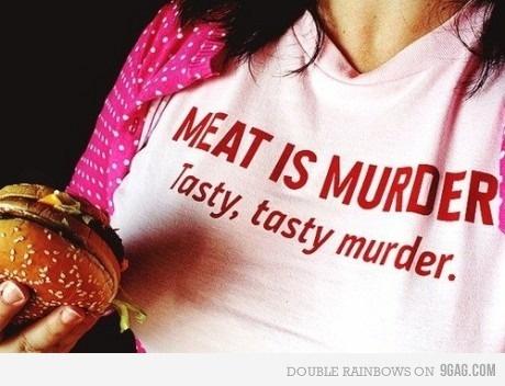 Mmmmmmm.Laugh, Baseball, Shirts, Food, Meat, Funny Stuff, Things, Tasty Murder, True Stories