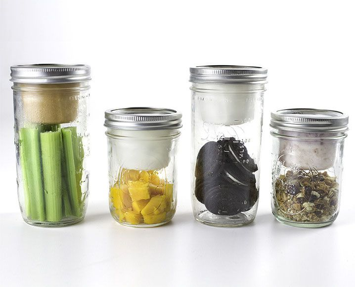 Easy Mason Jar Snack Ideas: Win These Gadgets!