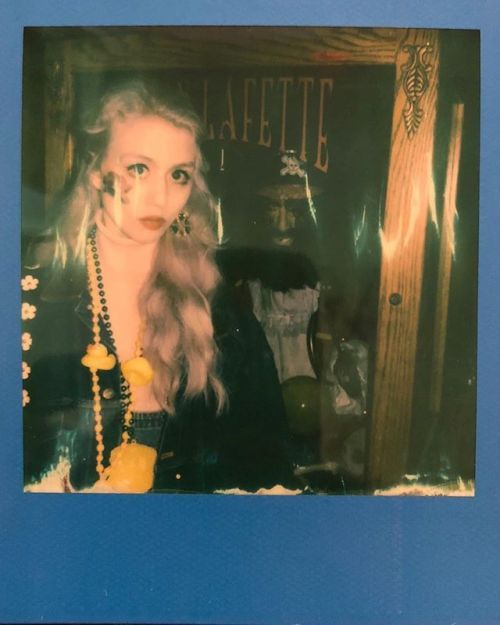Model and artist @alliharvard has incredible experience on both sides of a camera. She carries her @polaroidoriginals camera with her just about everywhere to capture the way she sees the world. Check out her photos and our #PolaroidinDepth interview with her in the blog now link in bio via Polaroid on Instagram - #photographer #photography #photo #instapic #instagram #photofreak #photolover #nikon #canon #leica #hasselblad #polaroid #shutterbug #camera #dslr #visualarts #inspiration…