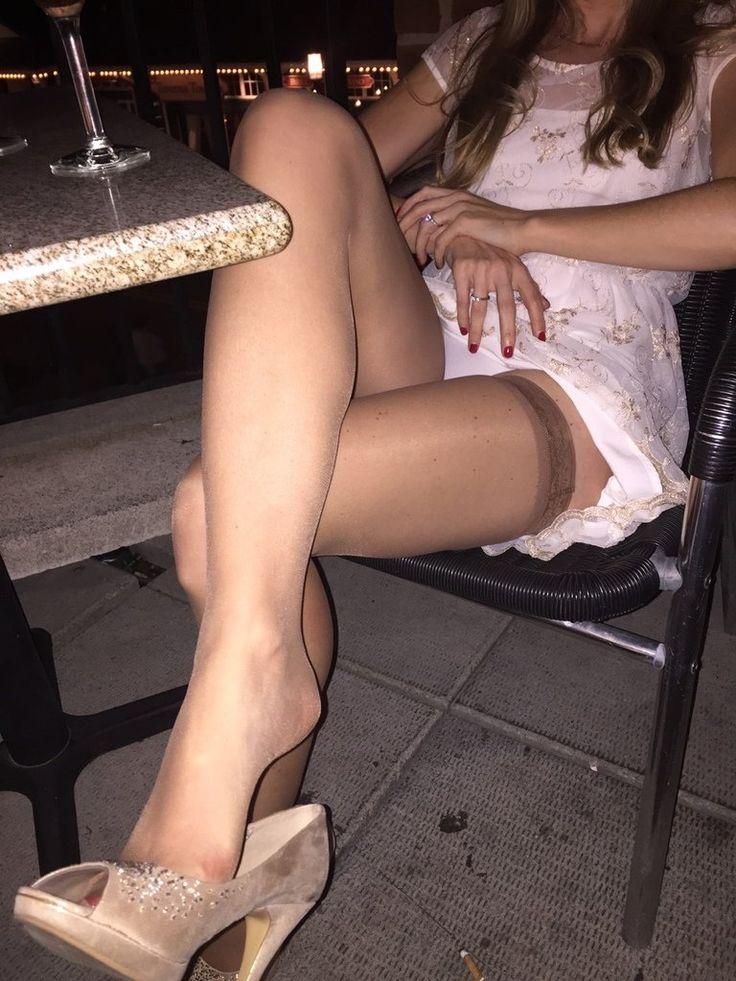 wide hairy nude leg gap