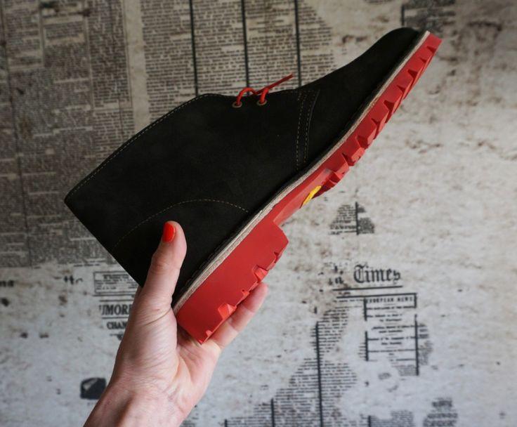 La scarpa si rinnova con Vibram Sole Factor