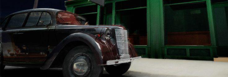 tribute to Edward Hopper