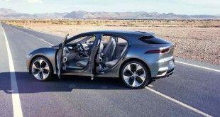 Jaguar apresenta o seu primeiro veículo elétrico: I-PACE Concept